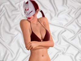 Kunimitsu swim by xkalipso