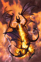 Firestorm by JamesHall2