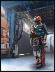 Warehouse dude by guchi
