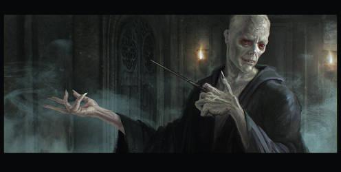 Voldemort by guchi