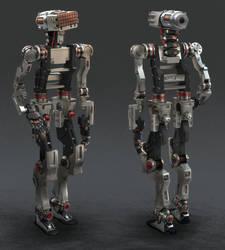Modo Robo by guchi
