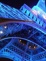 Paris, Eiffel Tower 3 by bubu18