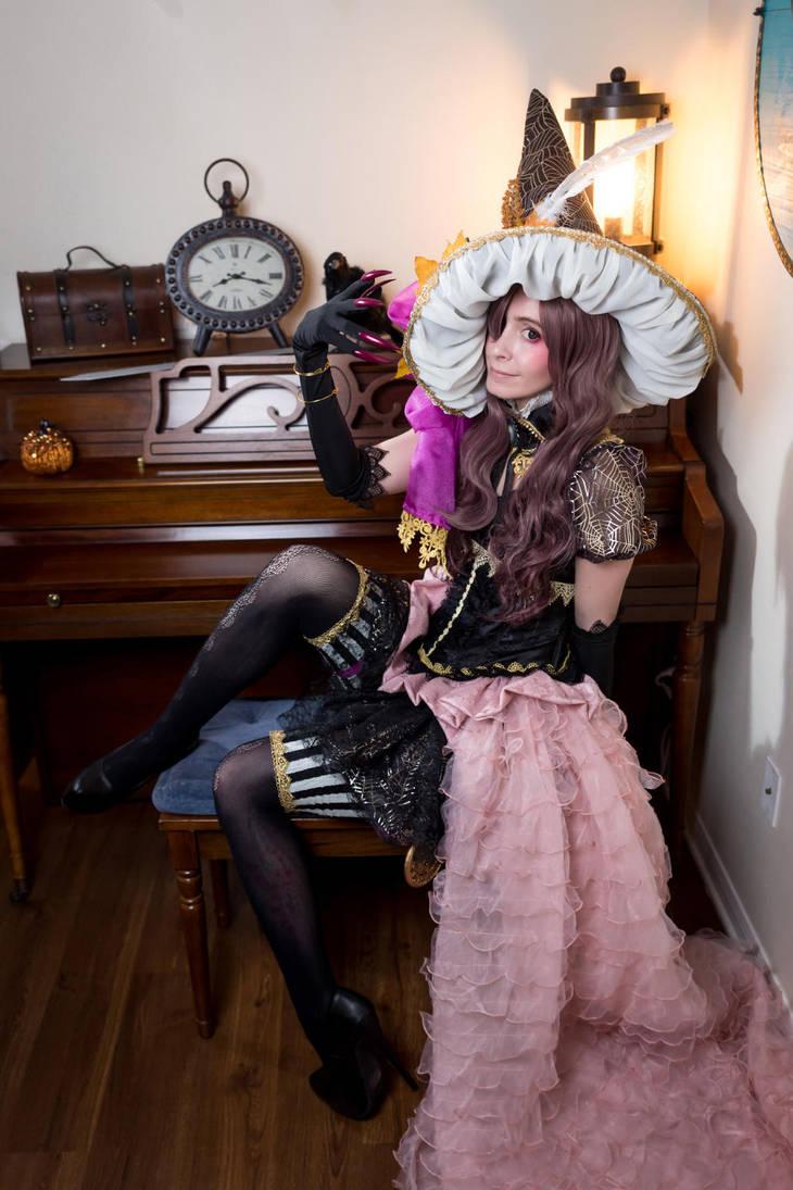 Sakizo/Sakizou - Halloween Witch by busanpanda
