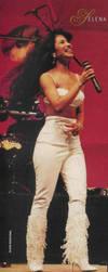 R . I . P Selena Quintanilla-Perez by GeoffsGirl