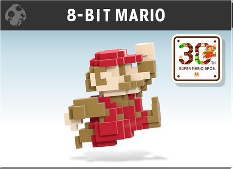 8-Bit Mario Smash Style+30th anniversary by Nibroc-Rock
