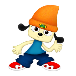 PaRappa the Rapper the Rendder by Nibroc-Rock
