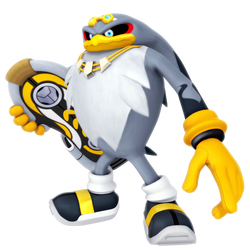 Storm The Albatross Legacy (Updated) Render by Nibroc-Rock