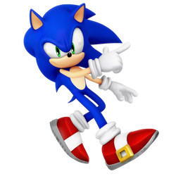 Sonic: Smooth as Ice! Remake Render by Nibroc-Rock
