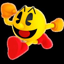 Pac-Man Running Render by Nibroc-Rock