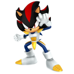 Shadow: Vegeta Outfit Render by Nibroc-Rock