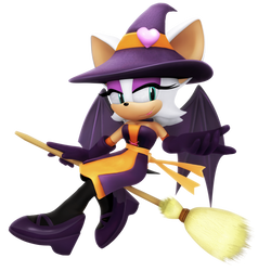 Halloween Rouge Render by Nibroc-Rock