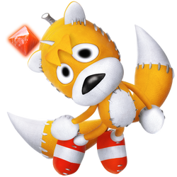 Tails Doll 2018 Render by Nibroc-Rock
