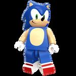 Lego Sonic by Nibroc-Rock