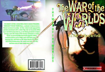 war of the worlds by willartmaster