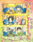 Naruto- Happy Valentines by mingming07
