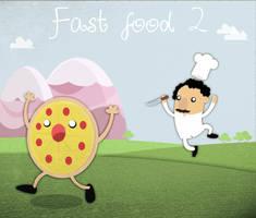 Fast Food 2 by dani9del9