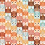Owl pattern by dani9del9