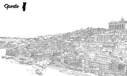 Oporto by dani9del9