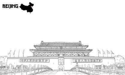 Beijing by dani9del9