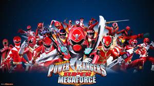 Super Megaforce Wallpaper 1 by egallardo26