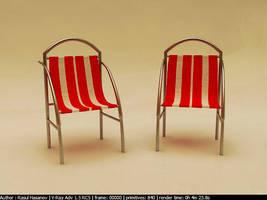 Chair - Stul by rasulh