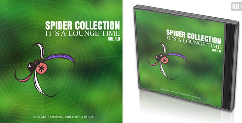 Spider Collection 'It's a lounge time' - by rasulh