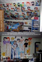Miya's AaMl-Room March 2008 by MiyaToriaka