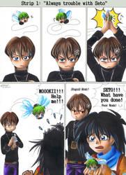 YGO Always Trouble With Seto by MiyaToriaka
