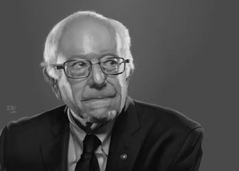 Bernie Sanders by Zoltan86