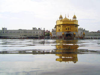 Golden Temple Water by Abhimanyu