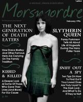 Morsmordre Magazine - Issue 2 by KMeaghan