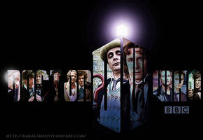 DW: The Doctors by KMeaghan