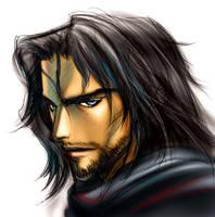 Aragorn 1 by idolwild
