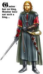Boromir by idolwild