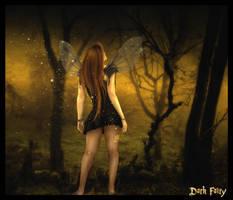 Dark Fairy by jamie-valentina