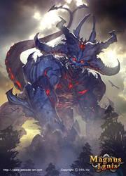 Behemoth by Jessada-Art