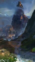 Destiny Path by abigbat