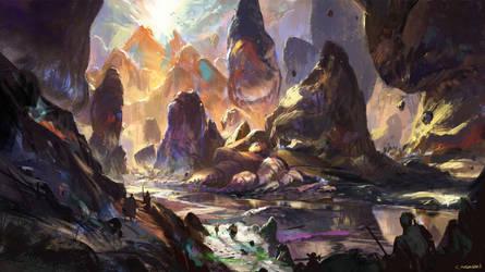 Wizard Quest - Update by abigbat