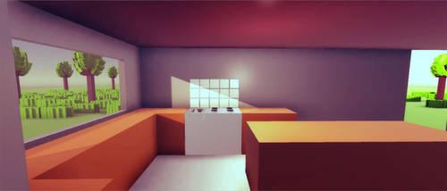 Unity 5 Kitchen by SonicTheHedgeTrimmir
