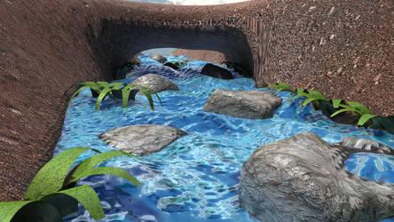 Creek by SonicTheHedgeTrimmir