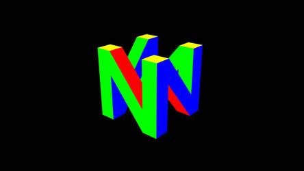 N64 Logo by SonicTheHedgeTrimmir
