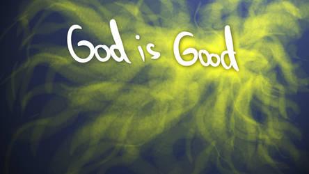 God is good by SonicTheHedgeTrimmir