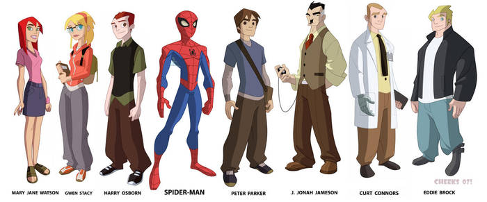 Spectacular Spider-man by cheeks-74