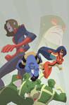 Spider-Woman by cheeks-74