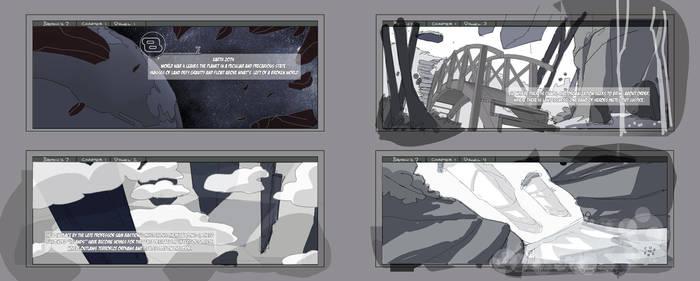 B7 webcomic panels 1-4 by cheeks-74