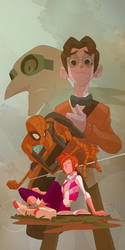 Puny Peter Parker Aint So Puny by cheeks-74