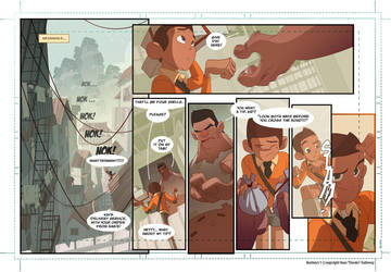 Bastion's 7 Webcomic page 3 by cheeks-74