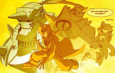 Fullmetal Alchemist by cheeks-74