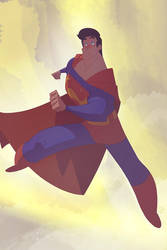 Clark Kent's... by cheeks-74