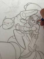 Big Hero 6 Commission by cheeks-74